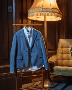 GANT Club Blazer Menswear Tailoring