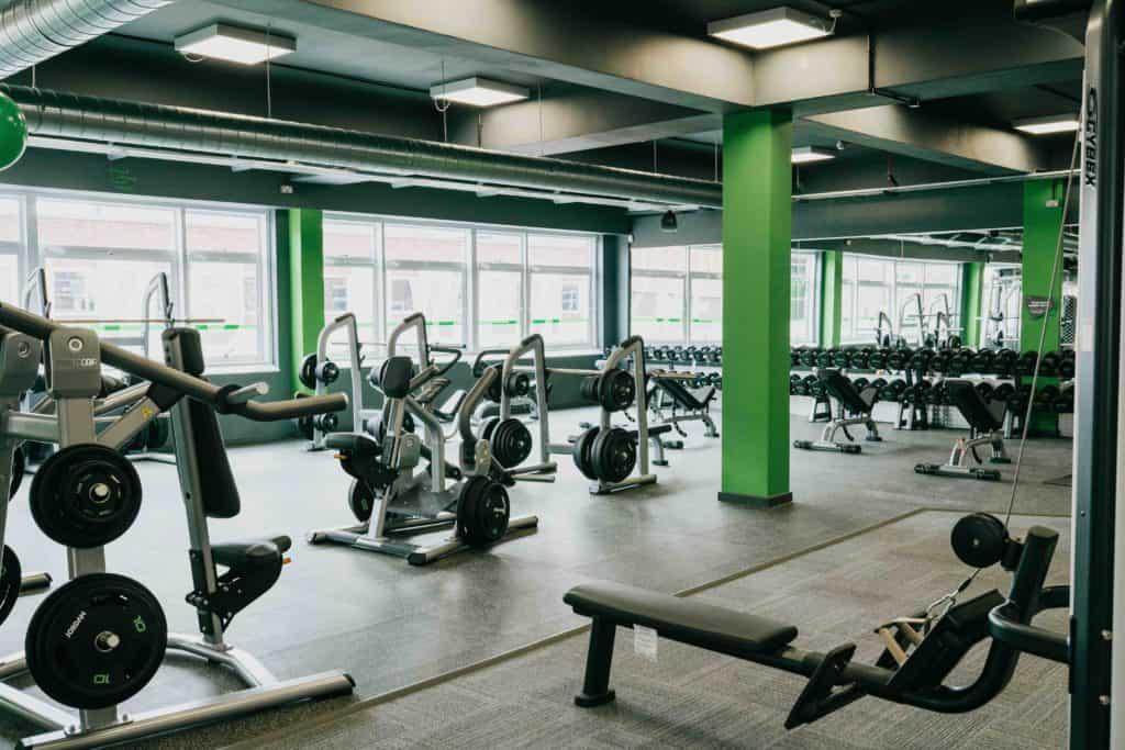 énergie Fitness Mell Square